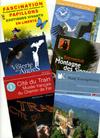 Touristenstandorte broschüren